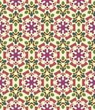 Bezszwowy tło, wzór z kwiatami Zdjęcie Stock