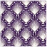 Bezszwowy tło z 3D skutkiem Zdjęcie Royalty Free