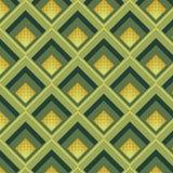 Bezszwowy tło z 3D skutkiem Obraz Royalty Free