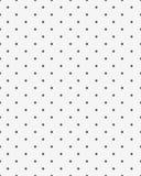Bezszwowy tło z kropkami Fotografia Stock