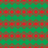 Bezszwowy tło z rhombuses Fotografia Royalty Free