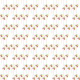 bezszwowy tła pinwheel kolorowy deseniowy Zdjęcie Stock