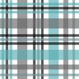 Bezszwowy tartan szkockiej kraty wzór  ilustracja wektor