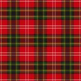 Bezszwowy tartan szkockiej kraty wzór Tkanina wzór W kratkę tekstura dla ubraniowych tkanina druków, sieć projekt, domowa tkanina royalty ilustracja