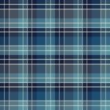 Bezszwowy tartan szkockiej kraty wzór Tkanina wzór W kratkę tekstura dla ubraniowych tkanina druków, sieć projekt, domowa tkanina ilustracji