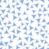 Bezszwowy trójboka wzór Obrazy Royalty Free
