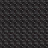 Bezszwowy węgla wzór Zdjęcie Stock