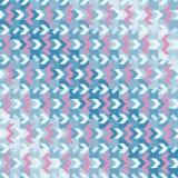 Bezszwowy wektorowy geometryczny nowożytny deseniowy tło Fotografia Royalty Free