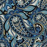 Bezszwowy wielostrzałowy deseniowy składać się z barwiony wzoru buta Zdjęcie Royalty Free