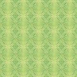 Zielony Wiktoriański tapeta wzór zdjęcie stock