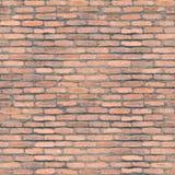 Bezszwowy wzór ściany z cegieł abstrakcjonistyczna tileable tekstura zdjęcie royalty free