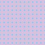 Bezszwowy wzór abstrakcjonistyczni pastelowi błękitów okręgi na lilym tle dla tkaniny, tapety, tablecloths, druków i projektów, _ ilustracja wektor