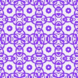 Bezszwowy wzór - abstrakcjonistyczny tło Obraz Stock