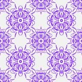Bezszwowy wzór - abstrakcjonistyczny tło Zdjęcie Royalty Free