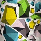 Bezszwowy wzór abstrakt Obraz Royalty Free