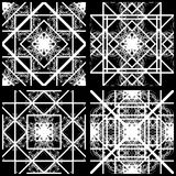 Bezszwowy wzór biały kolor Fotografia Stock