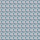 Bezszwowy wzór diamenty Ilustracja Wektor