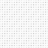 Bezszwowy wzór kropki Geometryczna kropkowana tapeta Obraz Stock