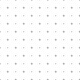 Bezszwowy wzór kropki geometryczna tapeta Zdjęcie Stock