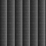 Bezszwowy wzór kropki geometryczny tło ilustracja wektor