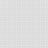Bezszwowy wzór kwadraty i kropki geometryczny tło Obraz Royalty Free