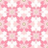 Bezszwowy wzór kwitnie element tekstury tło Zdjęcie Royalty Free