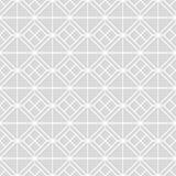 Bezszwowy wzór linie i rhombus Zdjęcie Stock
