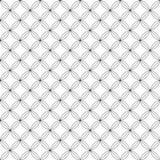 Bezszwowy wzór liniowy geometryczny tło royalty ilustracja