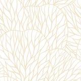 Bezszwowy wzór menchia kwiatu płatki wektor Fotografia Royalty Free