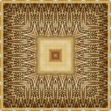 Bezszwowy wzór, obraz olejny Fotografia Stock