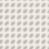 Bezszwowy wzór pole magnetyczne Fotografia Royalty Free