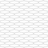 Bezszwowy wzór powtarzać linie Niezwykła kratownica geometryczny Zdjęcia Royalty Free