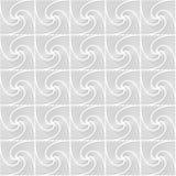 Bezszwowy wzór przeplatający kwadraty i linie Geometryczny plecy ilustracja wektor