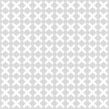 Bezszwowy wzór rhombuses i kwadraty geometryczny tło Obraz Stock