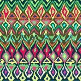 Bezszwowy wzór w aztec stylu Zdjęcia Royalty Free