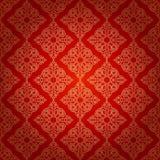 Bezszwowy wzór w mozaika etnicznym stylu. Zdjęcie Stock
