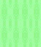 Bezszwowy wzór w zieleni i bielu kolorach royalty ilustracja