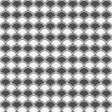 Bezszwowy wzór waży geometryczny tło Obraz Royalty Free