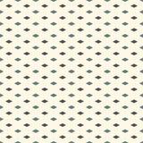 Bezszwowy wzór z geometrycznymi postaciami Częstotliwy diamentowy ornamentacyjny abstrakcjonistyczny tło Rhombuses motyw ilustracji