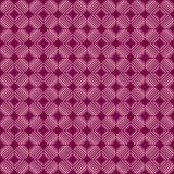 Bezszwowy wzór z przetykaniem cienkie linie ilustracji
