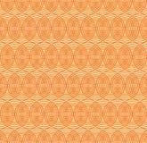 Bezszwowy wzór z przetykaniem cienkie linie royalty ilustracja