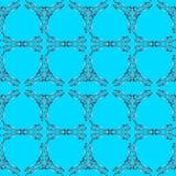 Bezszwowy wzór z roczników elementami, tekstura dla tapet Obraz Stock