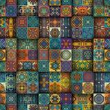 bezszwowy wzoru elementu dekoracyjny rocznik sporządzić tła ręka Islam, język arabski, indianin, ottoman motywy Doskonalić dla dr ilustracji