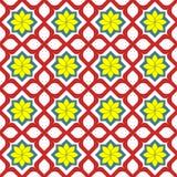 bezszwowy wzoru geometrycznego Zdjęcie Royalty Free