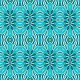 bezszwowy wzoru geometrycznego Fotografia Royalty Free