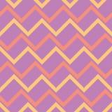 bezszwowy wzoru geometrycznego Jaskrawy barwiony fiołkowy background/ Fotografia Stock