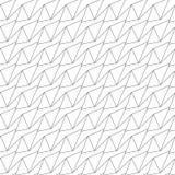 bezszwowy wzoru geometrycznego liniowe tło royalty ilustracja