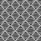 bezszwowy wzoru geometrycznego Skrobaniny tekstura Fotografia Royalty Free