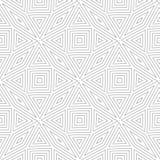 bezszwowy wzoru geometrycznego Wektorowy tło Fotografia Royalty Free