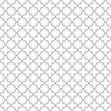 bezszwowy wzoru geometryczny tło Niezwykła kratownica Fotografia Royalty Free